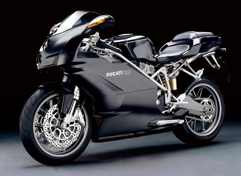 04. '05 Ducati 749 Dark - Best 600cc Motorcycle
