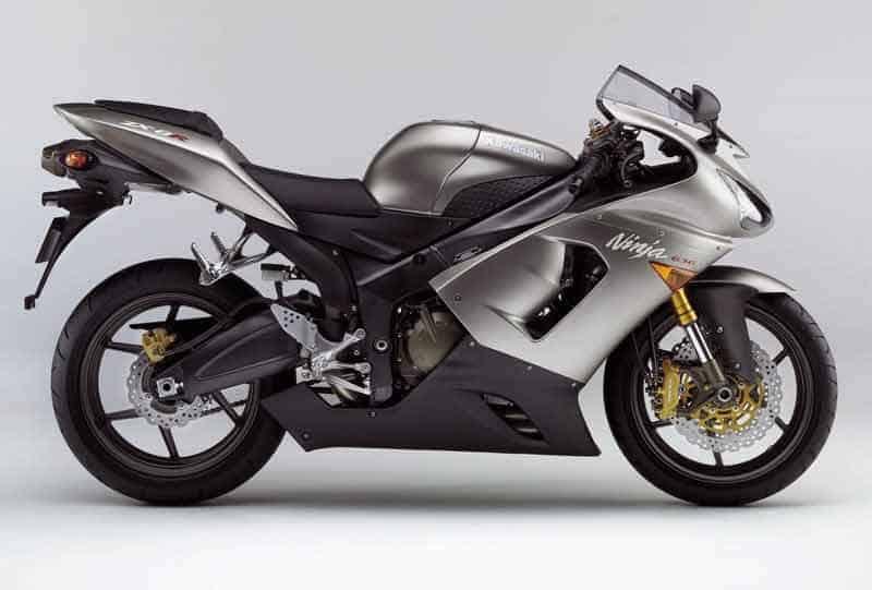06. 05 Kawasaki ZX-6R - Best 600cc Motorcycle