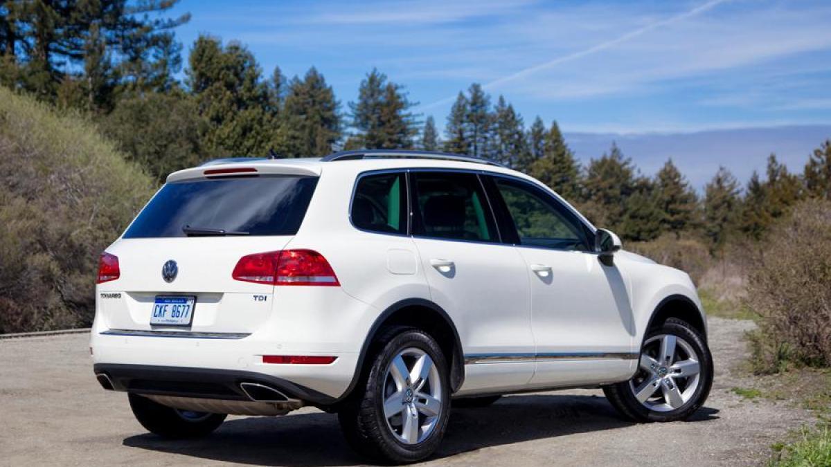 Volkswagen Touareg (2009-2015)