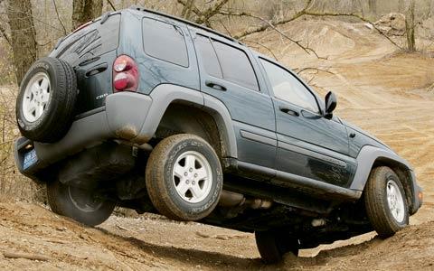 Jeep Liberty (2005-2006)