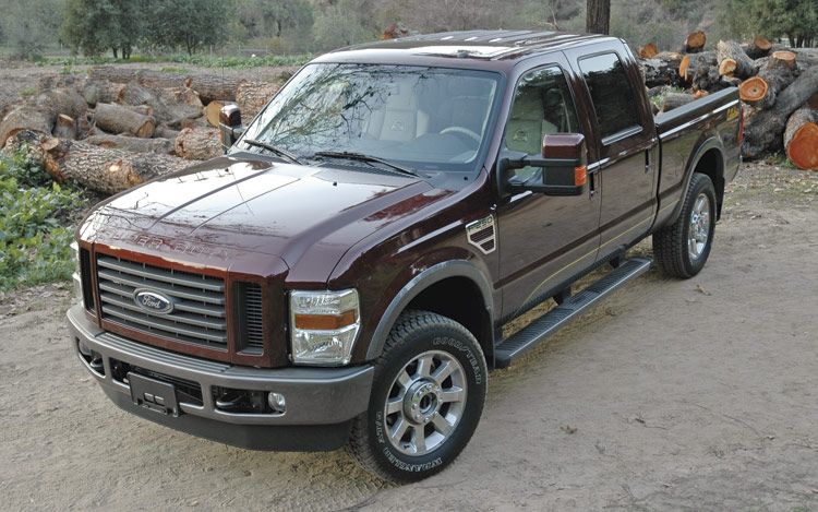 Ford Super Duty 6.4L (2008-2010)
