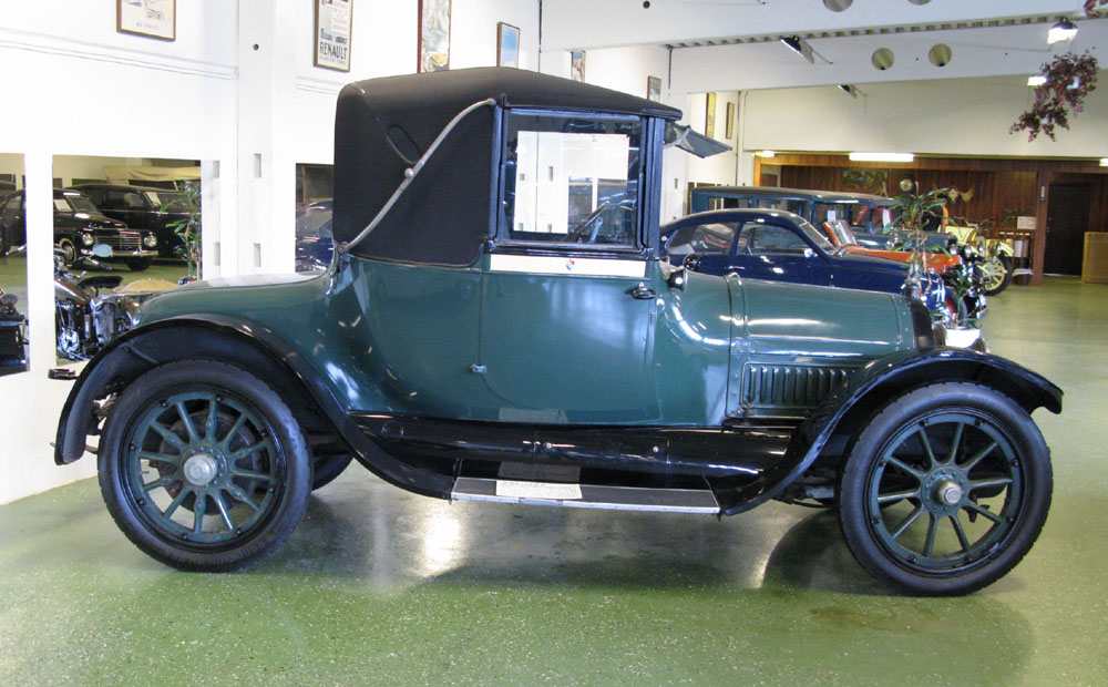 The 1916 Cadillac Type 53 Victoria is a great Cadillac convertible.