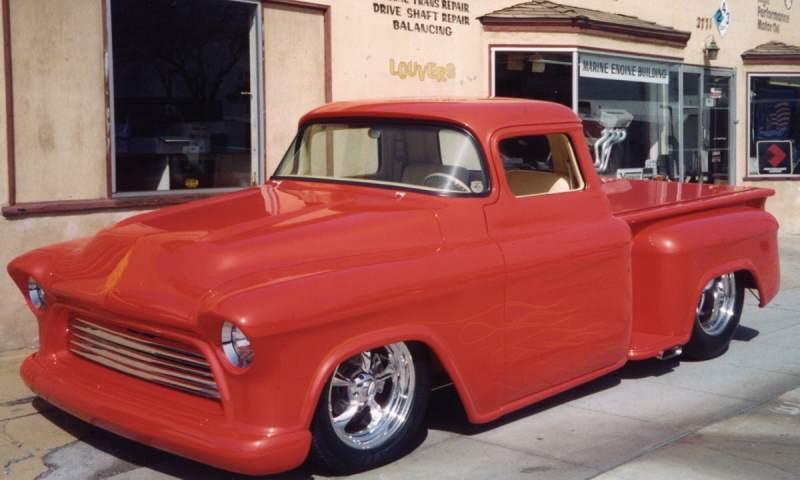 1955 Chevrolet 3100 Custom Pickup