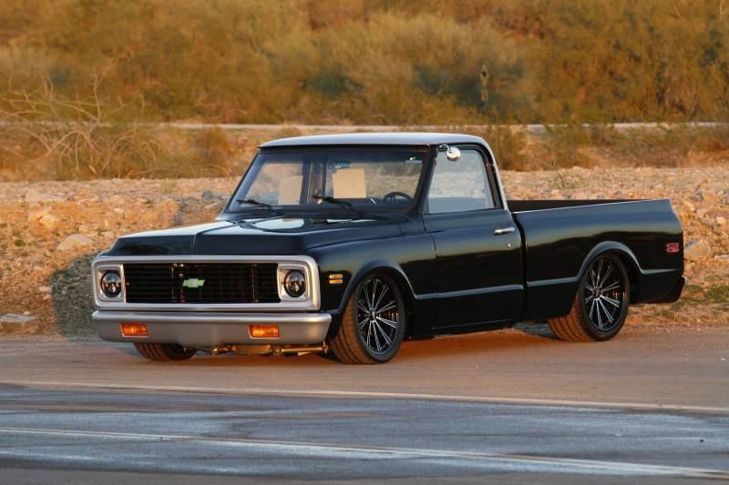 1971 Chevrolet C-10 Custom Pickup