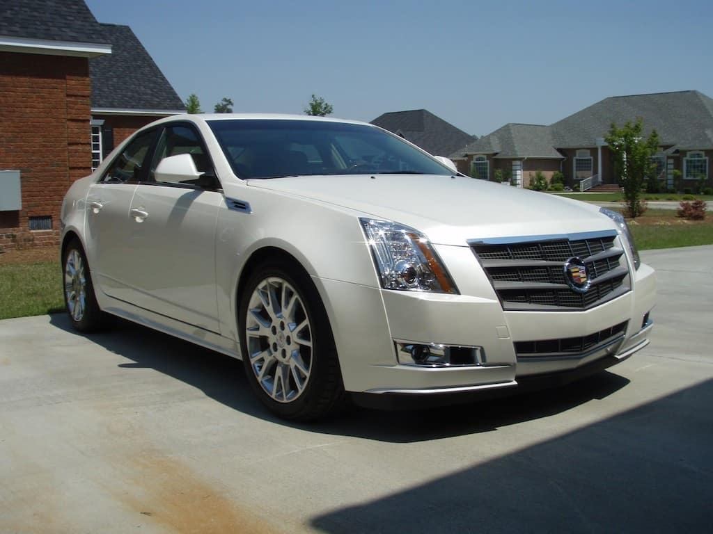 Our list of cheap luxury cars includes the Cadillac CTS