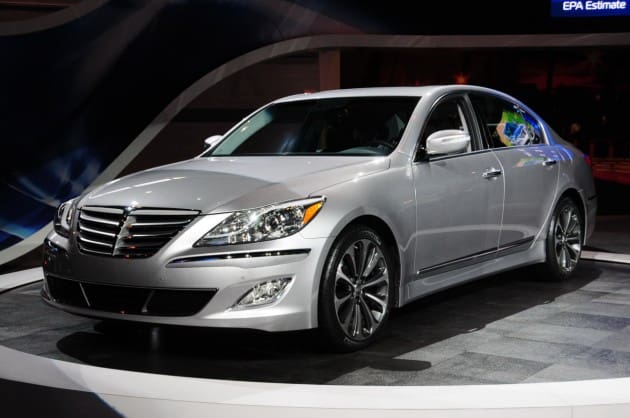 Our list of cheap luxury cars includes the 2012 Hyundai Genesis
