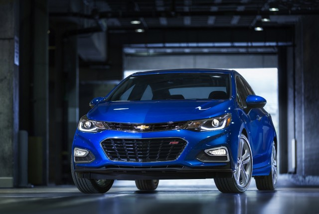 Chevy Cruze (2012-Current)