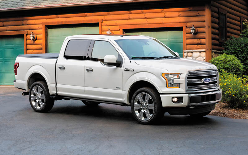 2017 Ford F 150 Xlt 4x4 Front 3 4 2