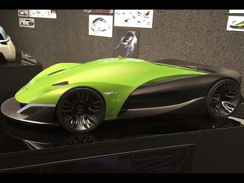 2032 McLaren hypercar profile