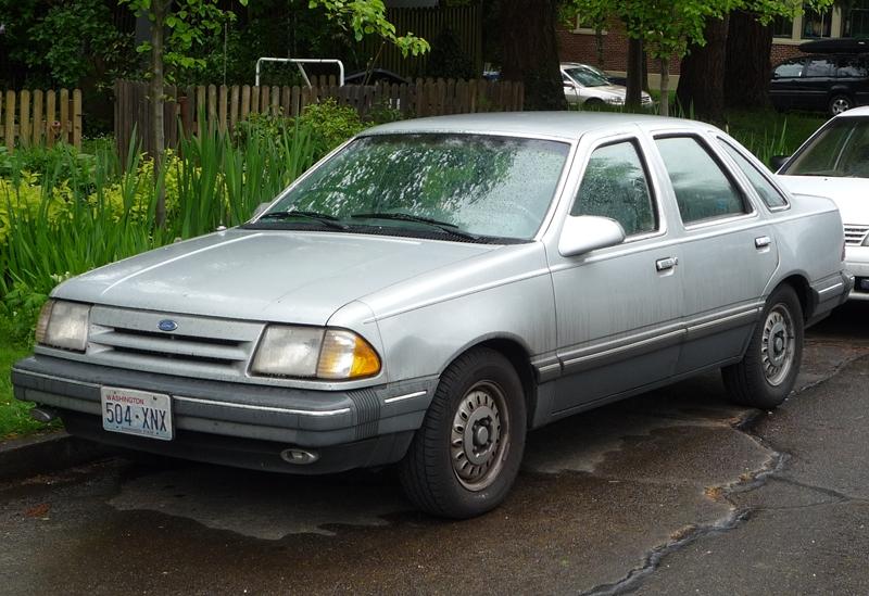 Ford Tempo (1984-1986)