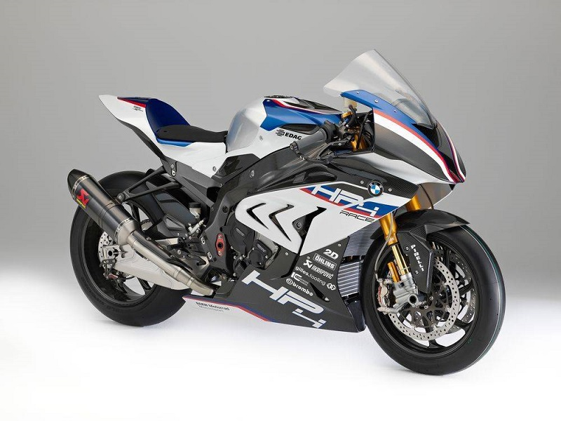 Fastest Motorcycle In The World - BMW S1000RR HP4