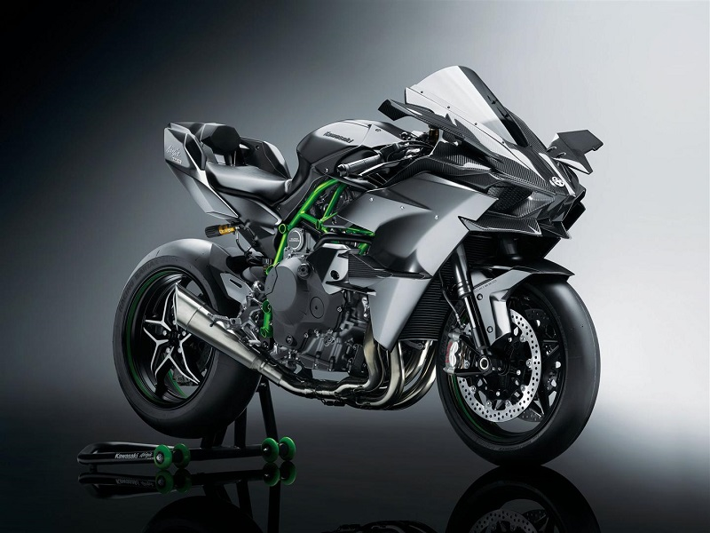 Fastest Motorcycle In The World - Kawasaki H2R