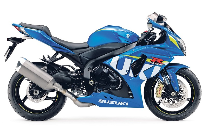 Fastest Motorcycle In The World - Suzuki GSX-R1000R