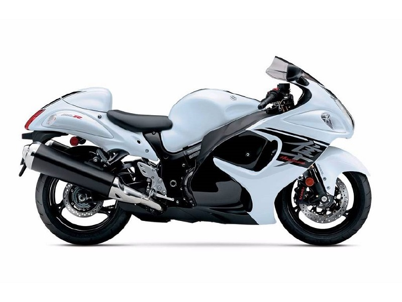 Fastest Motorcycle In The World - Suzuki Hayabusa