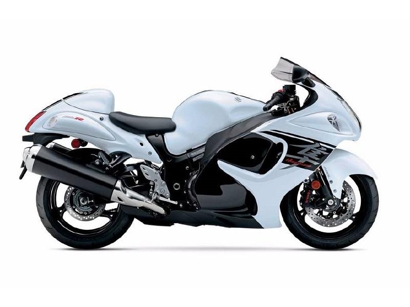 Fastest Motorcycle In The World - Suzuki Hayabusa
