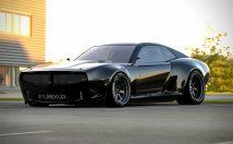 Pontiac Firebird TT Concept Front 3/4