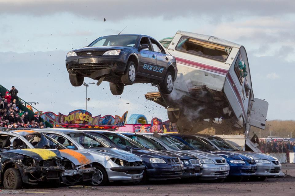 Stunt Jumps