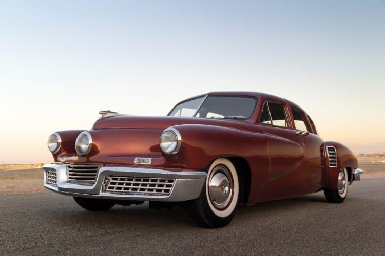 Seminal American Cars - Tucker 48