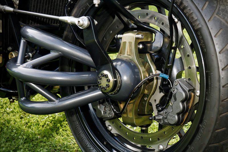 Turbocharged Subaru Motorcycle 7