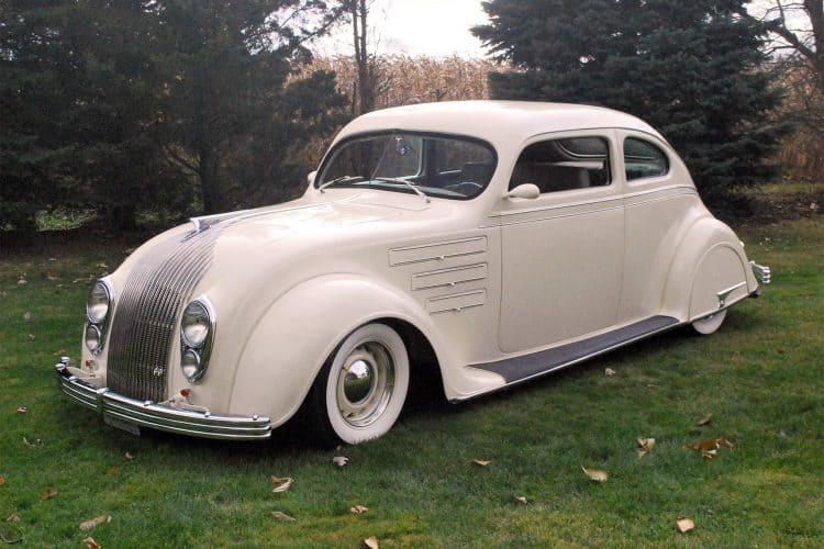 Seminal American Cars - Chrysler Airflow