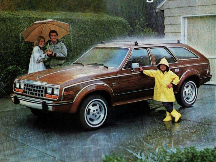 Seminal American Cars - AMC Eagle Wagon
