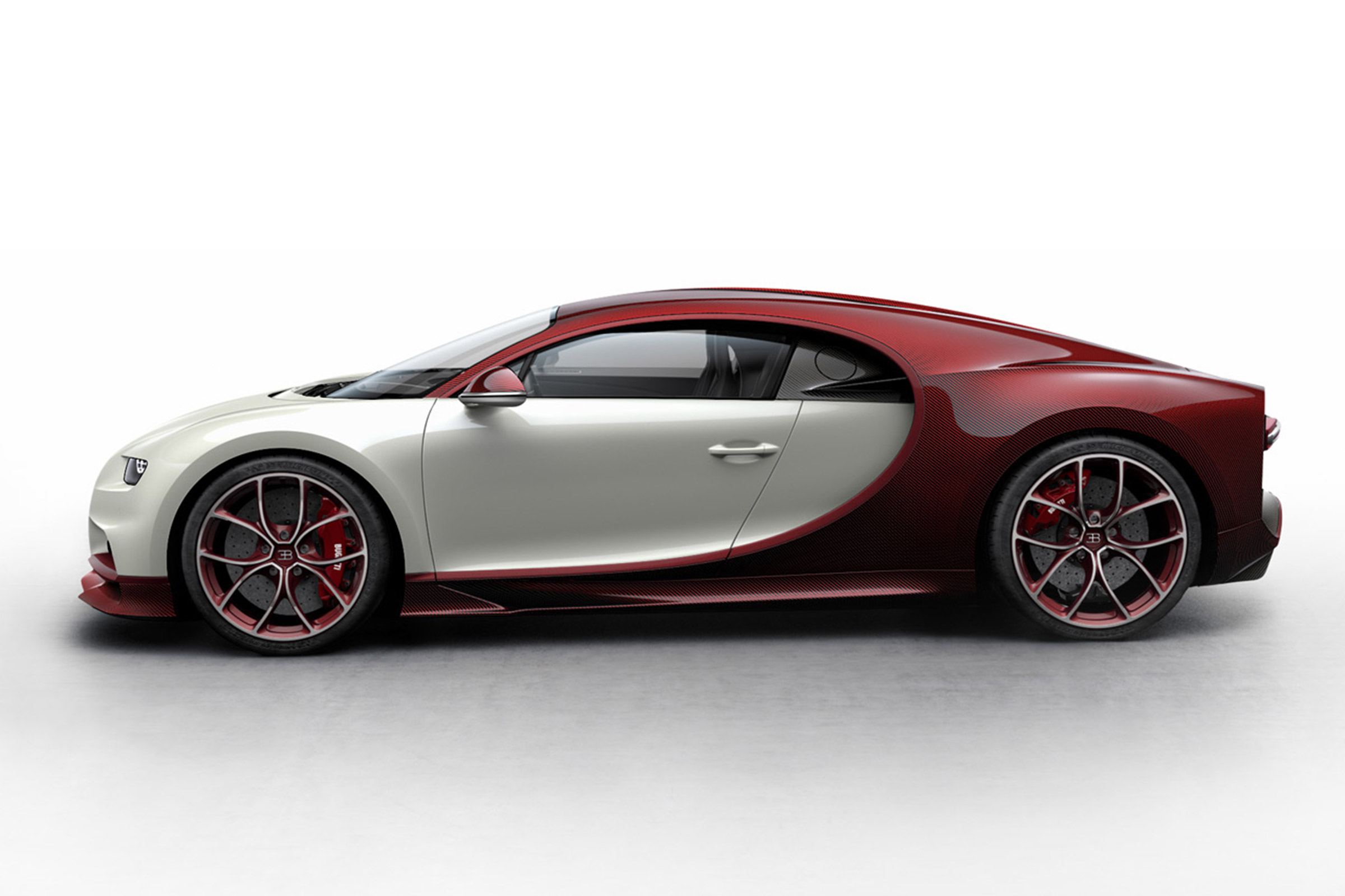 Our list of exotic cars includes the Bugatti Chiron