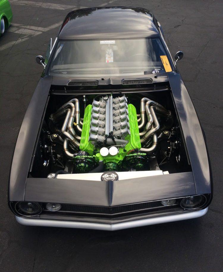 V12 LS Engine Custom 4