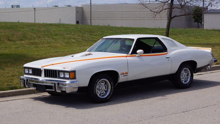 Unusual Muscle Cars - 1977 Pontiac Can Am