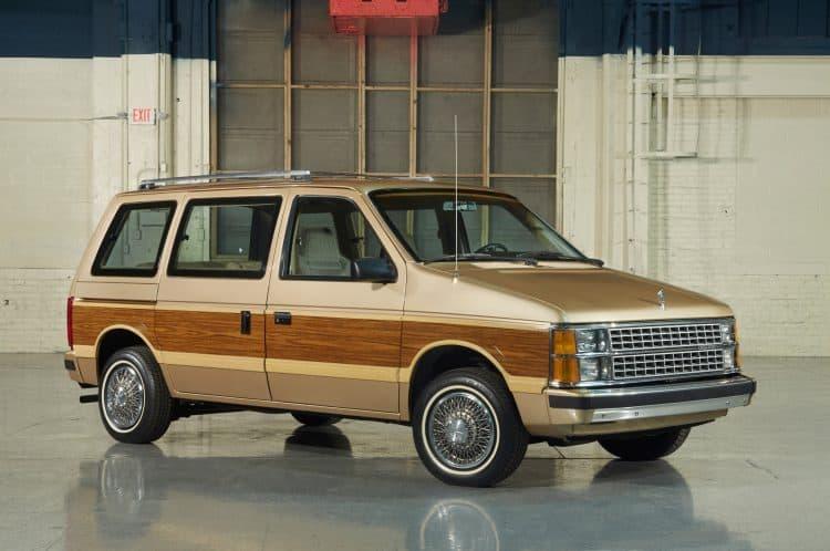 Seminal American Cars - Dodge Caravan