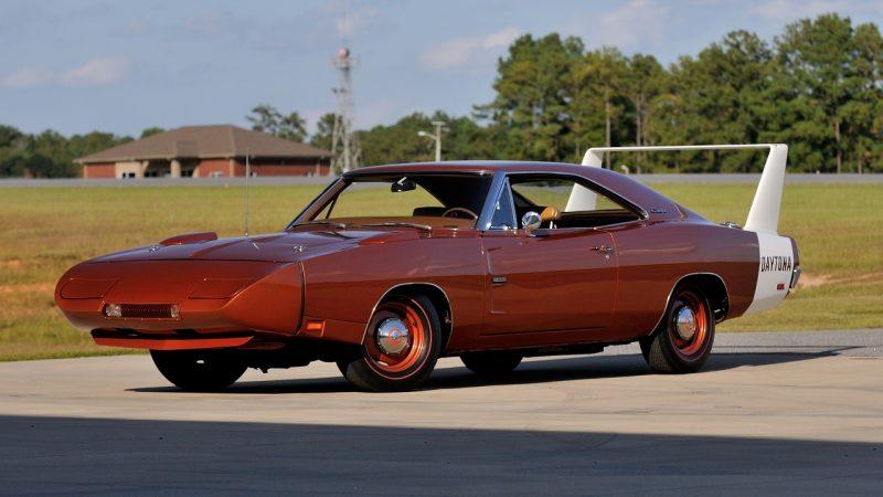 Unusual Muscle Cars - Dodge Charger Daytona