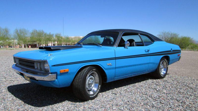 Unusual Muscle Cars - 1971-1972 Dodge Dart Demon 340
