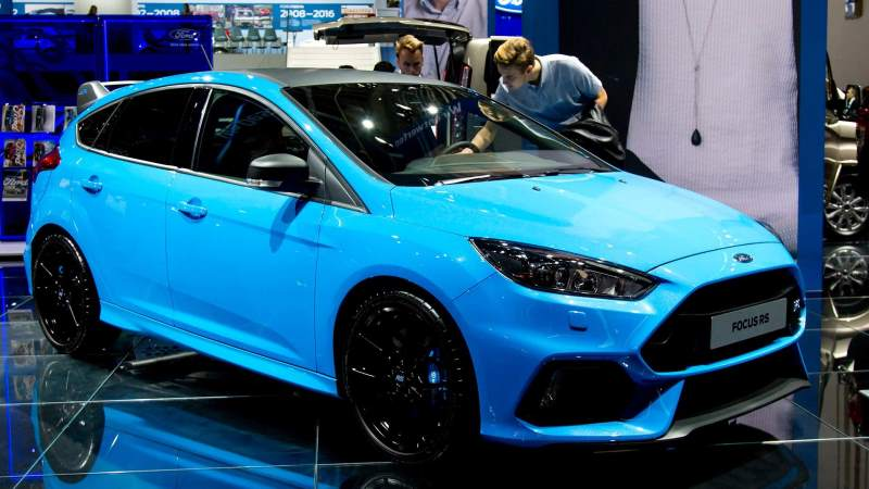 Ford Focus RS Front 3/4