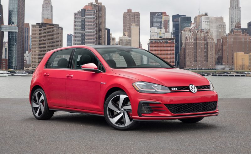Compact Cars 2018 - Volkswagen Golf GTI