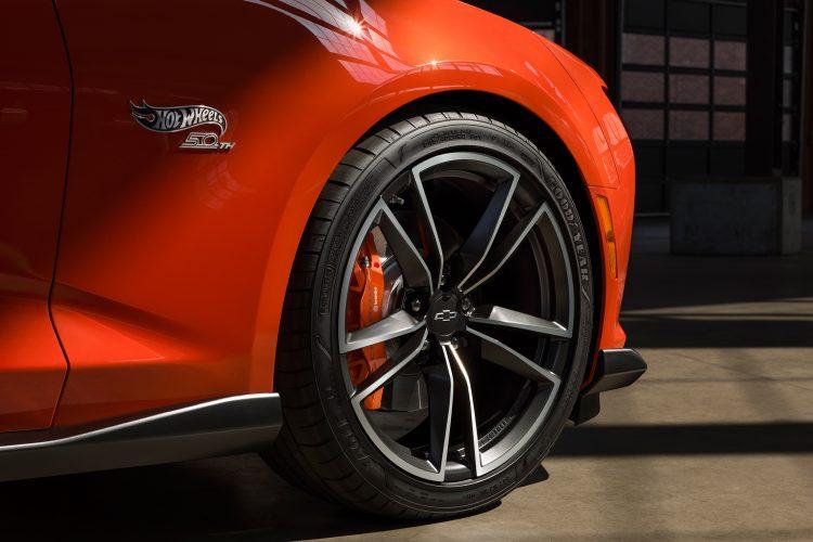 Hot Wheels 2018 COPO Camaro