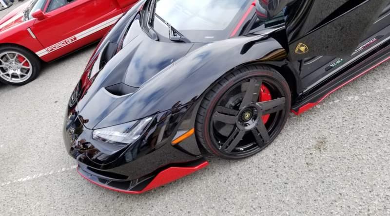 Lamborghini Centenario For Sale Front Quarter