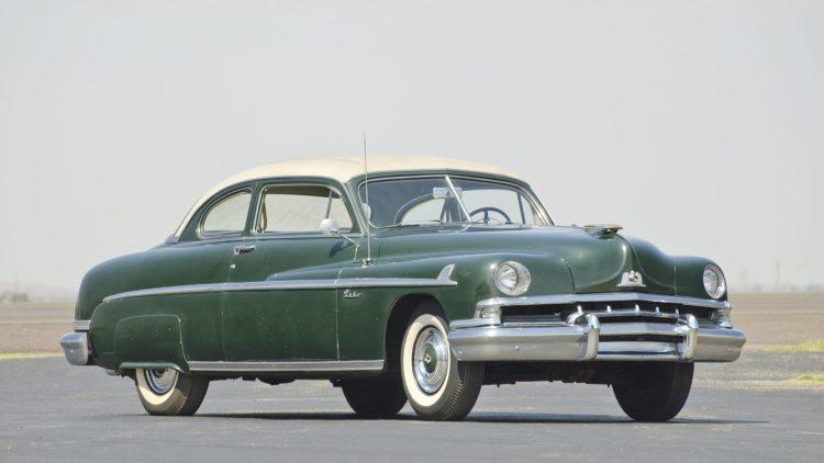 Classic Lincoln - 1950-1951 Lido