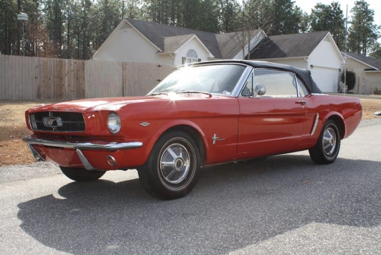 Seminal American Cars - Ford Mustang I