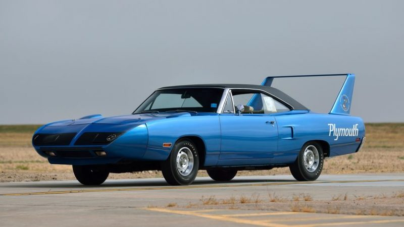 Unusual Muscle Cars - Plymouth Superbird