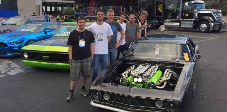 Australian V12ls Group Converts An Ls1 V8 Into A Custom