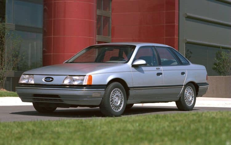 Seminal American Cars - Ford Taurus