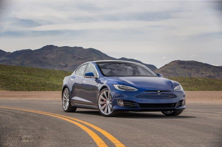 Seminal American Cars - Tesla Model S