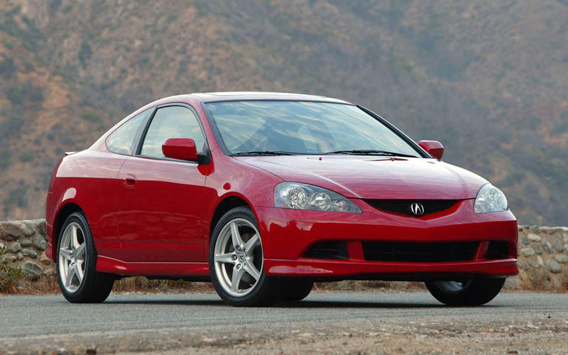 first cars Acura RSX