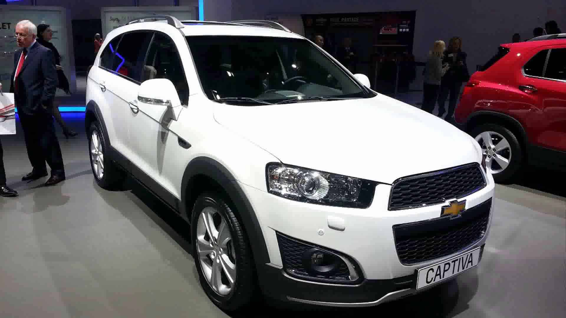 The Chevrolet Captiva is the worst Chevy SUV to buy.