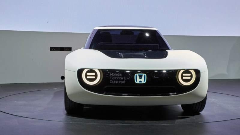 Honda Sports EV Concept Front