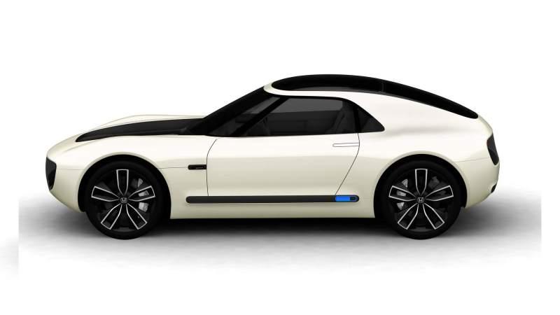 Honda Sports EV Concept Profile