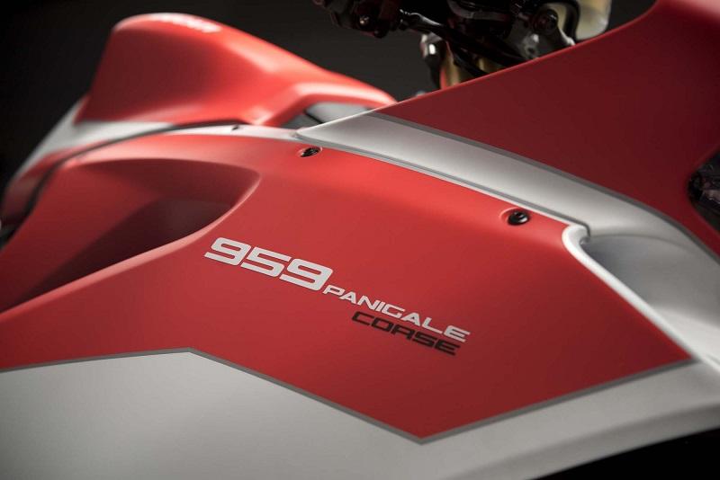 2018 Ducati 959 Panigale Corse 5