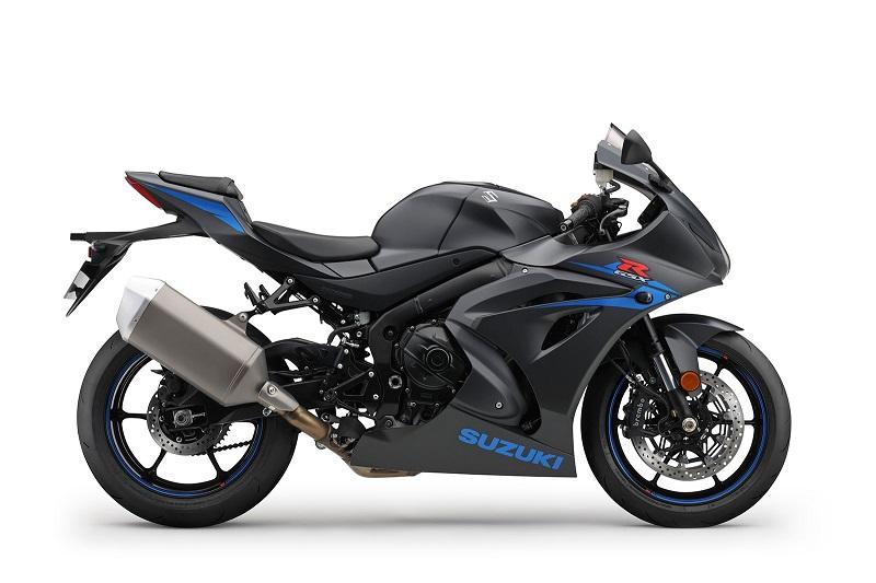 2018 Suzuki GSXR-1000 Black