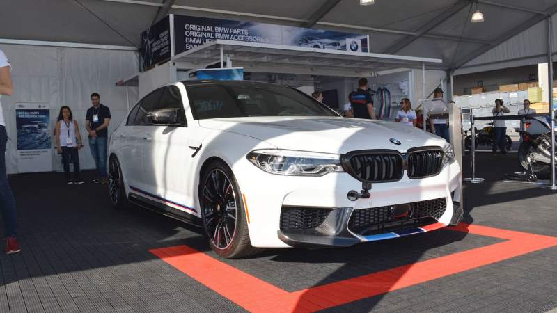 2018 BMW M5 M Performance