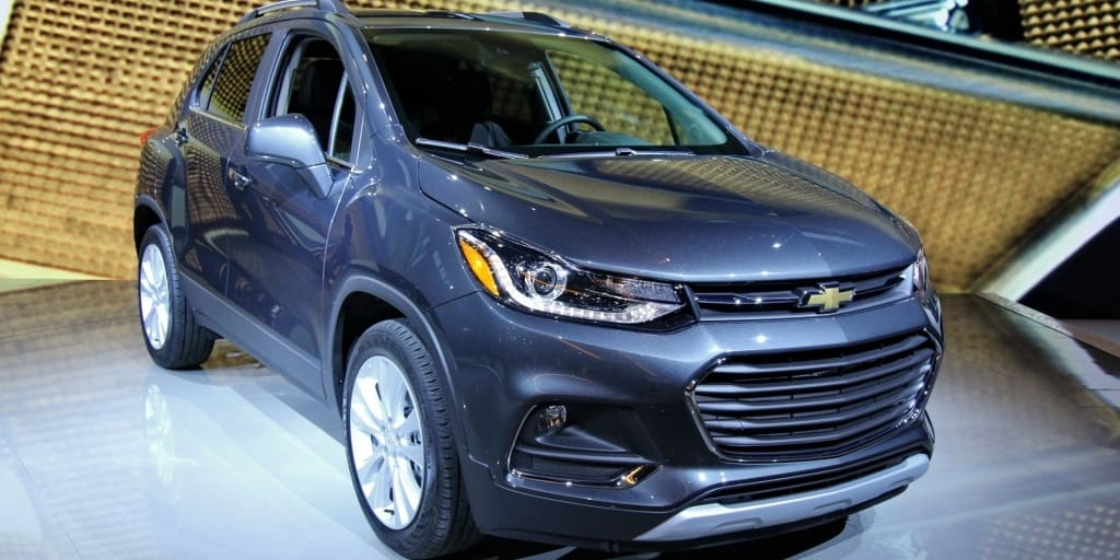 When shopping for a Chevy SUV avoid the Chevrolet Trax.