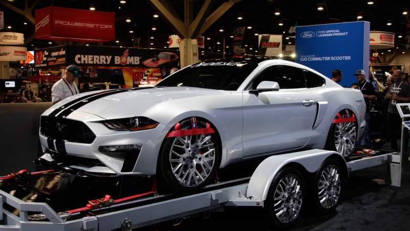 Air Design 2018 Ford Mustang